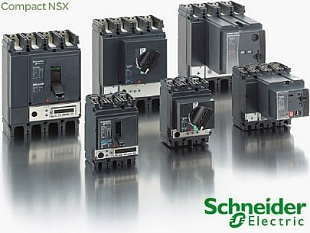 Schneider Electric Compact NS, NSX, Easypact